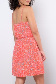 Everly Paisley Sun Dress - Side cropped
