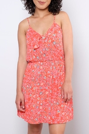 Everly Paisley Sun Dress - Product Mini Image