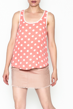 Everly Polka Dot Blouse - Product List Image