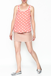 Everly Polka Dot Blouse - Side cropped