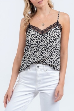 Everly Printed Cami - Product List Image
