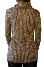 Everly Ribbed Turtleneck - Other