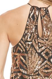 Everly Rose-Gold Sequins Dress - Other