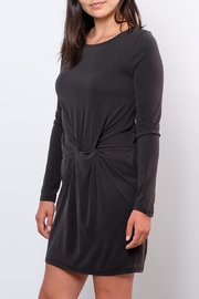 Everly Rouched Waist Dress - Side cropped