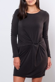 Everly Rouched Waist Dress - Front full body