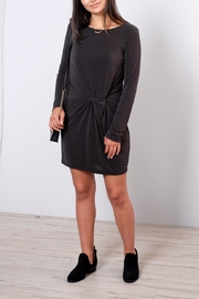 Everly Rouched Waist Dress - Front cropped