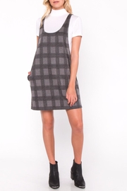Everly School Dress Mini - Front cropped