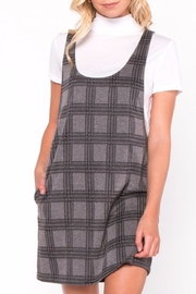 Everly School Dress Mini - Front full body