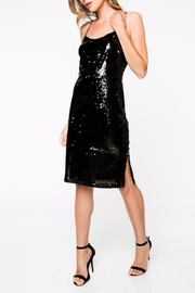 Everly Sequin Mini Dress - Front cropped