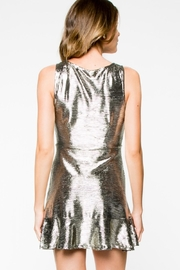 Everly Shimmer Dress - Side cropped
