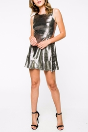 Everly Shimmer Dress - Front cropped