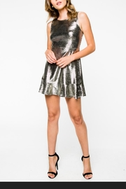 Everly Shimmery Dress - Product Mini Image