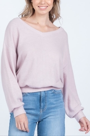 Everly Simone Top - Side cropped