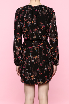 Shoptiques Product: Small Floral Shirtdress