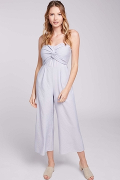0e529ddfaa3f ... Everly Strapless Purple-Pinstripe Jumpsuit - Product List Placeholder  Image