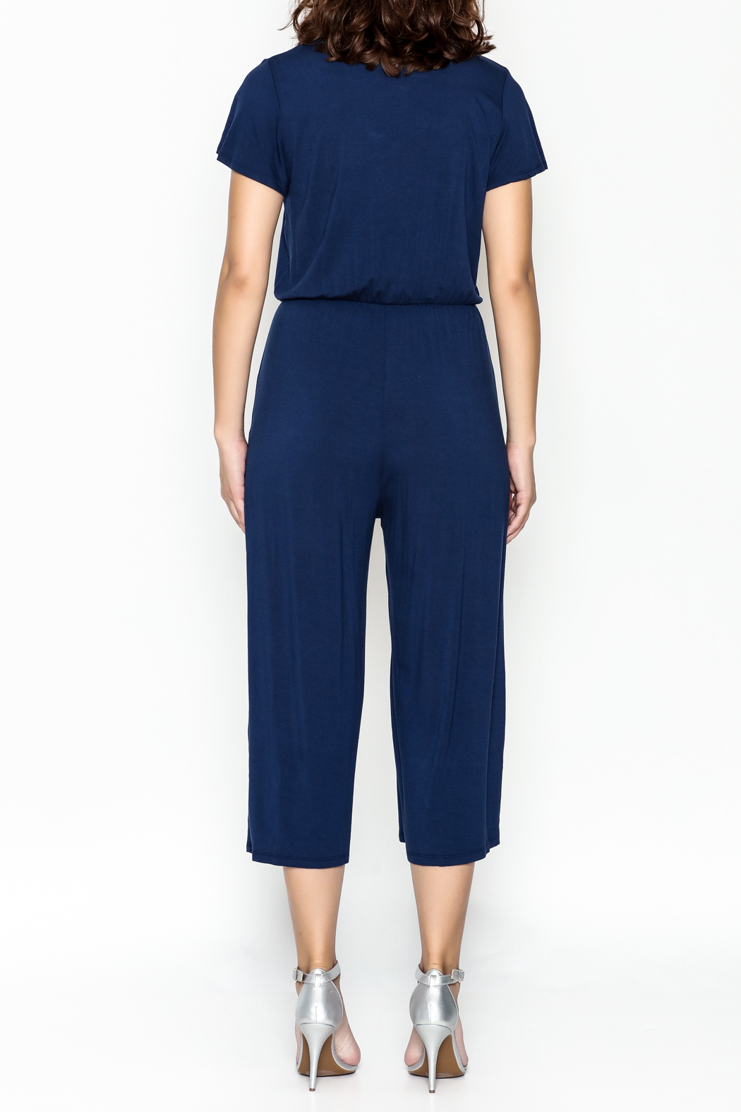 Everly The Sophie Jumpsuit - Back Cropped Image