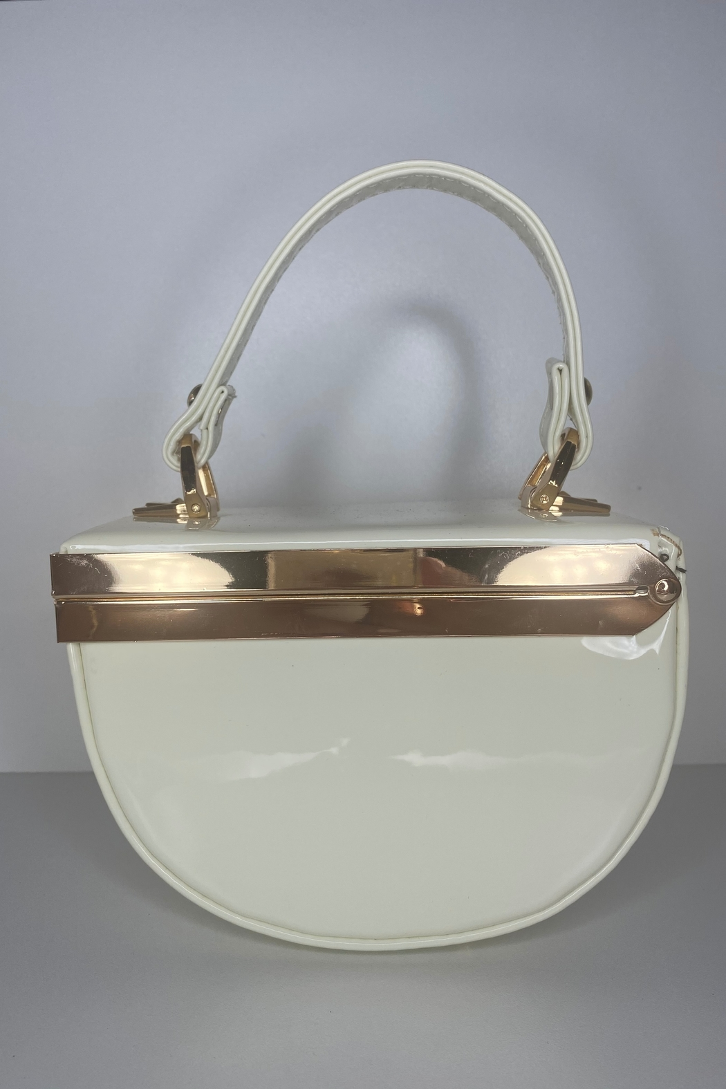 Adriana Bijoux Everly top Handle Bag - Front Cropped Image