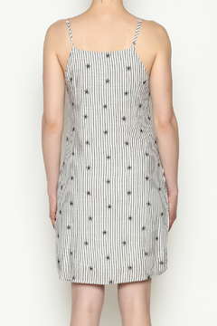 Everly Waist Tie Dress - Alternate List Image