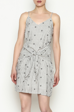 Everly Waist Tie Dress - Product List Image