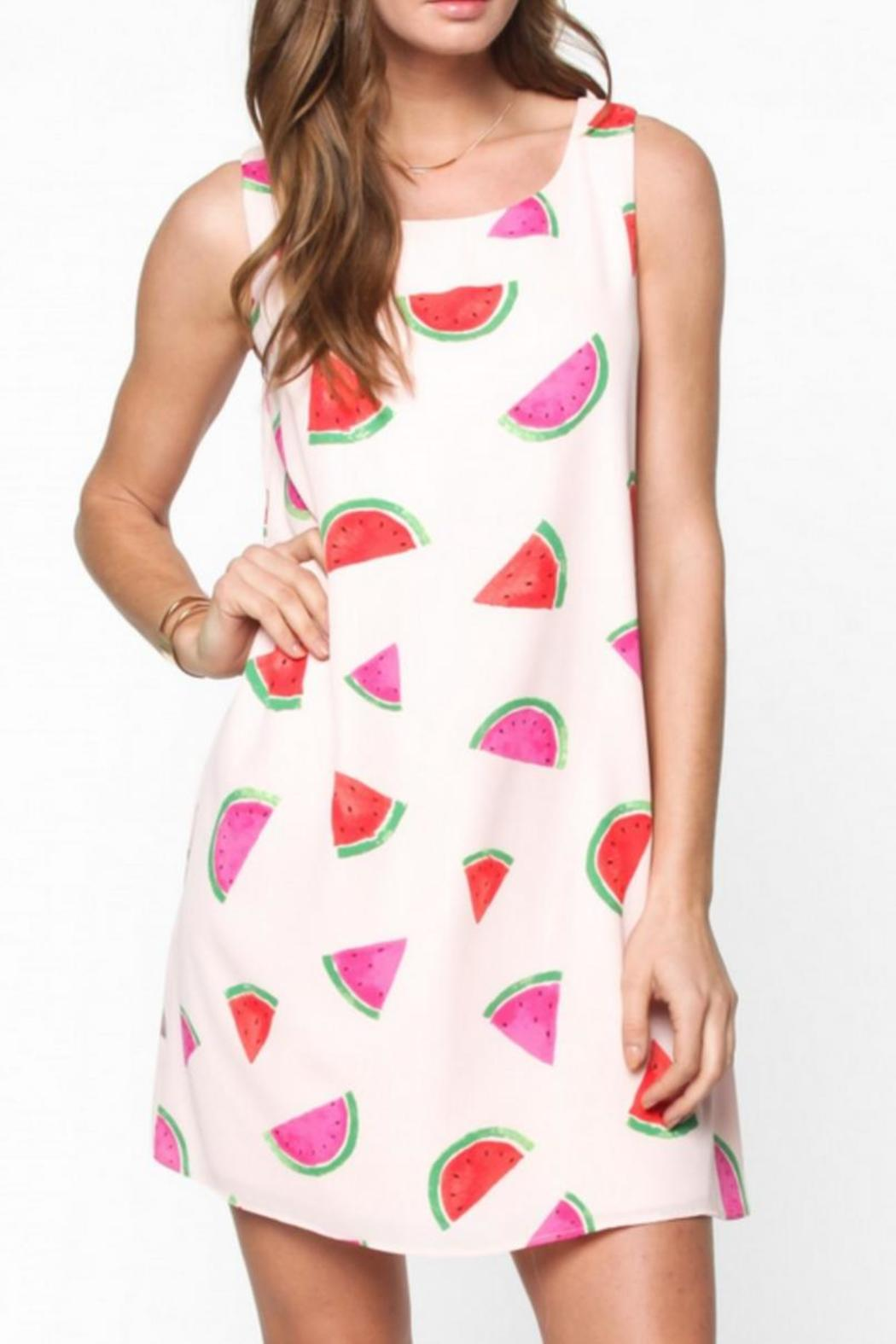 36af840015e Everly Watermelon Dress from Florida by Goldfinch Boutique — Shoptiques