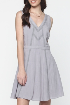 Everly Wisteria Dress - Product List Image