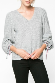 Everly Wrist Tie Longsleeve - Product Mini Image
