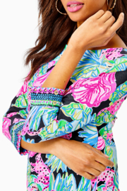 Lilly Pulitzer  Everlynn UPF 50+ Top - Side cropped
