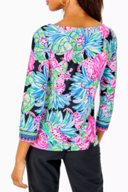 Lilly Pulitzer  Everlynn UPF 50+ Top - Front full body