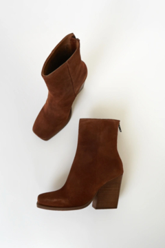 Seychelles  Every Time You Go Suede Bootie - Alternate List Image