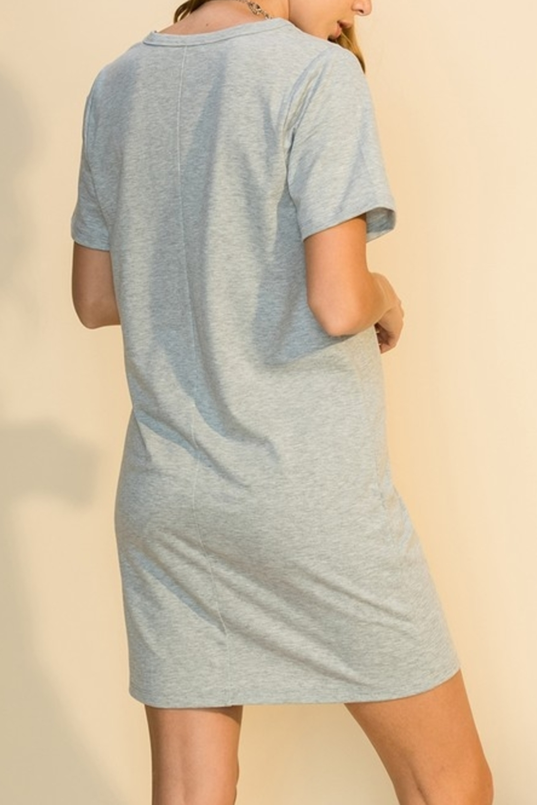 HYFVE Everyday Basic Dress - Front Full Image
