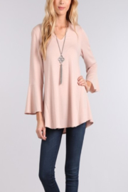 Chris & Carol Apparel everyday Bell sleeve - Product Mini Image