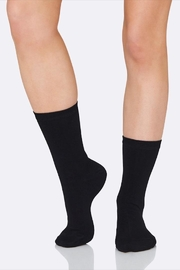 Boody Everyday Crew Socks - Front cropped