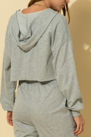 HYFVE Everyday Cropped Hoodie - Front full body