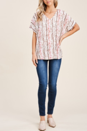 Staccato Everyday Delights Top - Front cropped