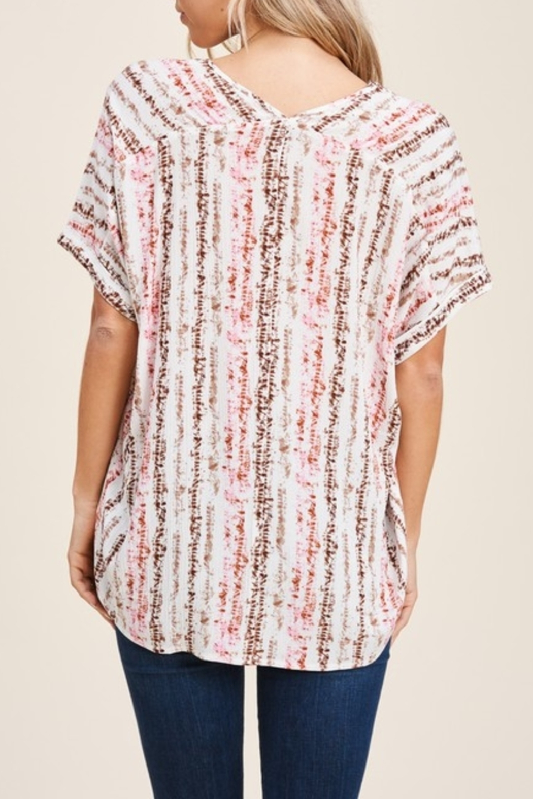 Staccato Everyday Delights Top - Front Full Image
