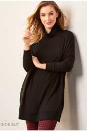 Charlie Paige  Everyday Essential Turtleneck Tunic - Product Mini Image