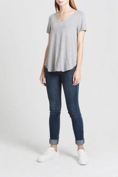Shoptiques Product: Everyday Grey Tee
