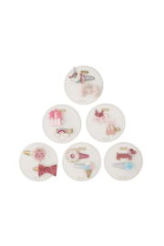 MudPie Everyday Hair Clip Sets - Product Mini Image