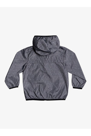Quiksilver Everyday Jacket Hooded Windbreaker 2-7X - Front full body