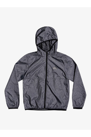 Quiksilver Everyday Jacket Hooded Windbreaker 8-14 - Front cropped