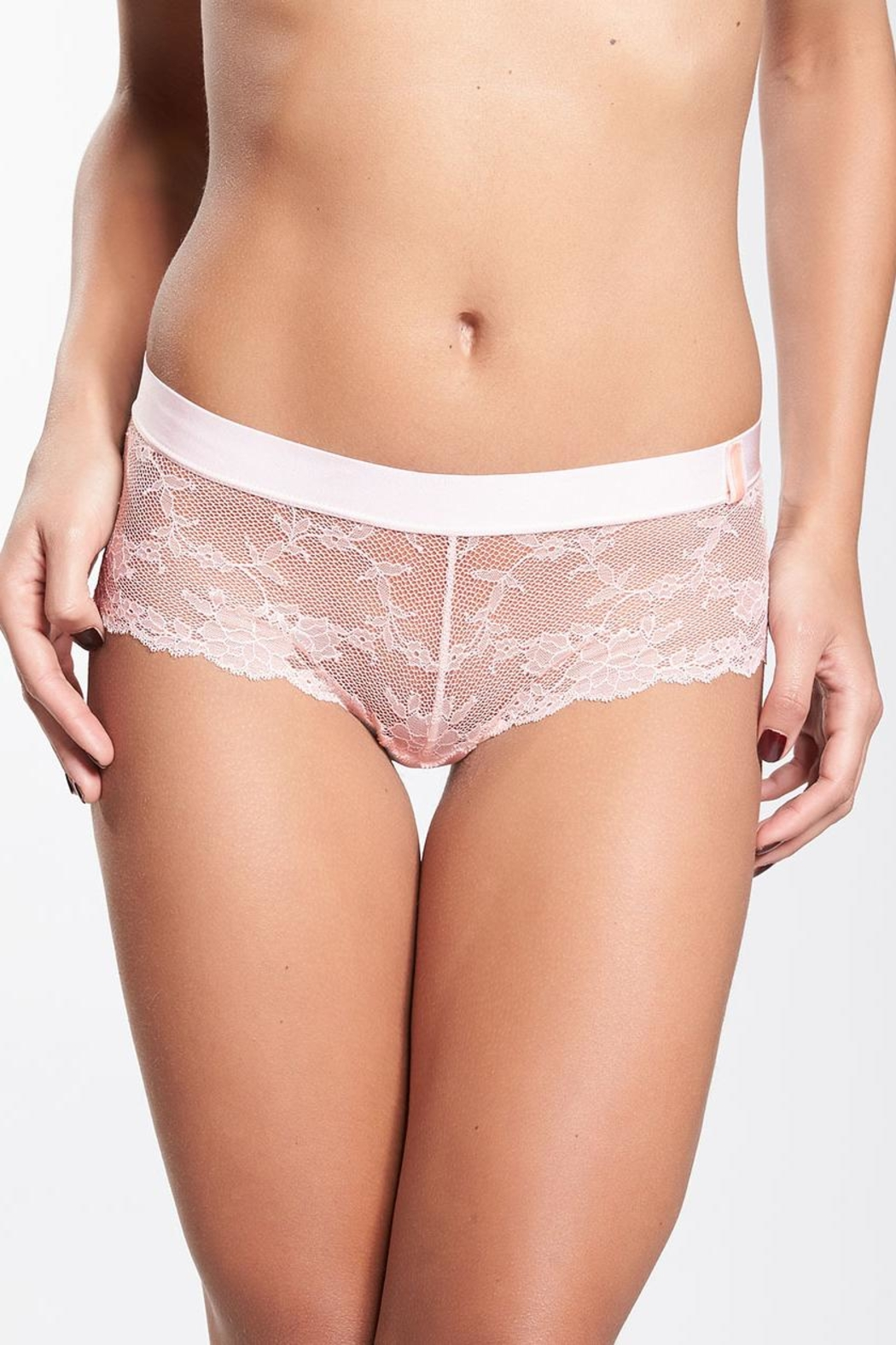 db39608b57f08 Chantelle Everyday Lace Shorty from Canada by Esprit de la Femme ...