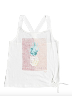 Shoptiques Product: Everyday Life B Tie-Side Tank Top