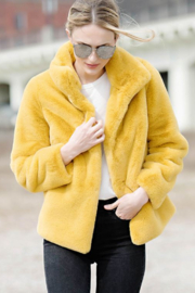 Fabulous Furs Everyday Mink Jacket - Front cropped
