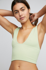 Free People  Everyday Seamless Crop - Front cropped