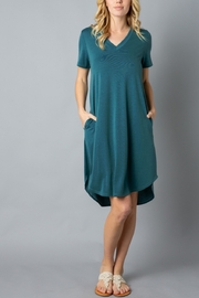 Lyn -Maree's Everyday Short Sleeve Dress - Product Mini Image