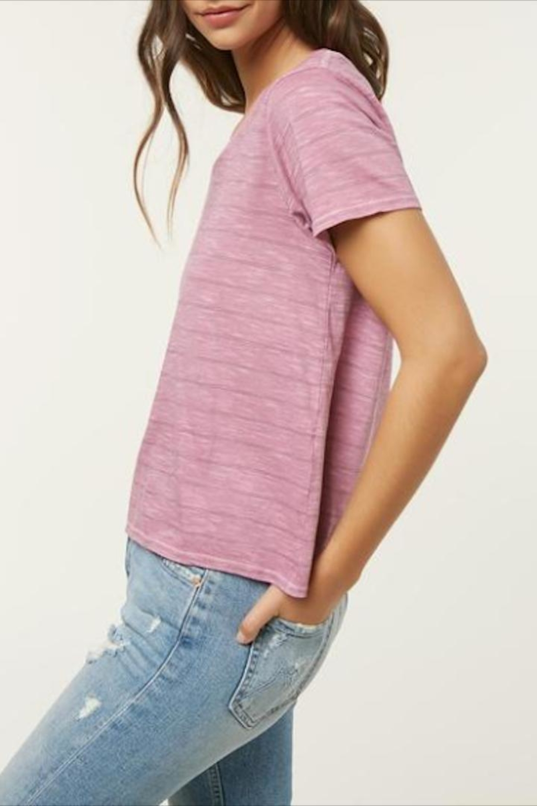 57131b84fff2 O Neill Everyday Stripe Top from Oregon by Patina Soul — Shoptiques