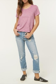 O'Neill Everyday Stripe Top - Product Mini Image