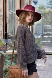POL EVERYDAY SWEATER - Front full body