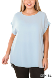 Lyn -Maree's Everyday Tee - Front cropped