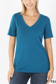 Lyn-Maree's  Everyday V-Neck - Product Mini Image